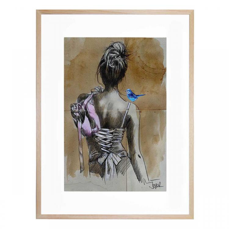 Are We Dancers - Print