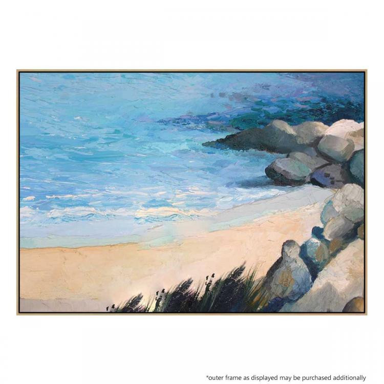 West Burleigh - Painting
