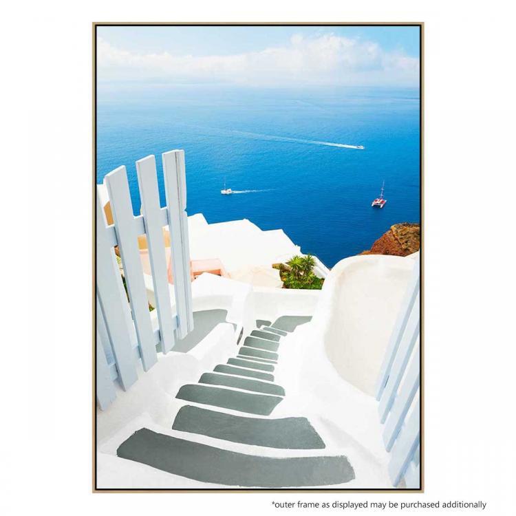 Santorini Island - Print