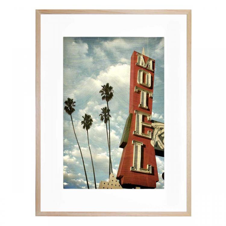 Motel - Print