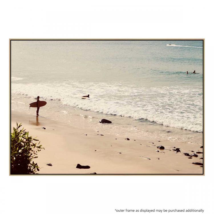 Afternoon Surf - Print