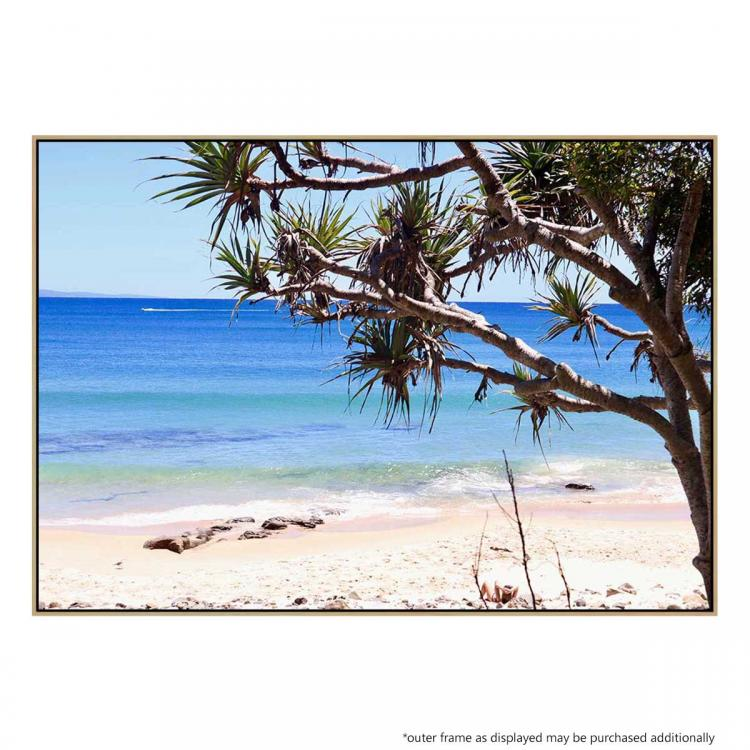 Tee Tree Bay Beach - Print