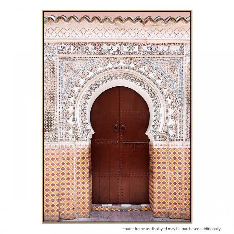Doors of Morocco - Print