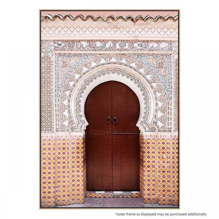 Doors of Morocco - Print