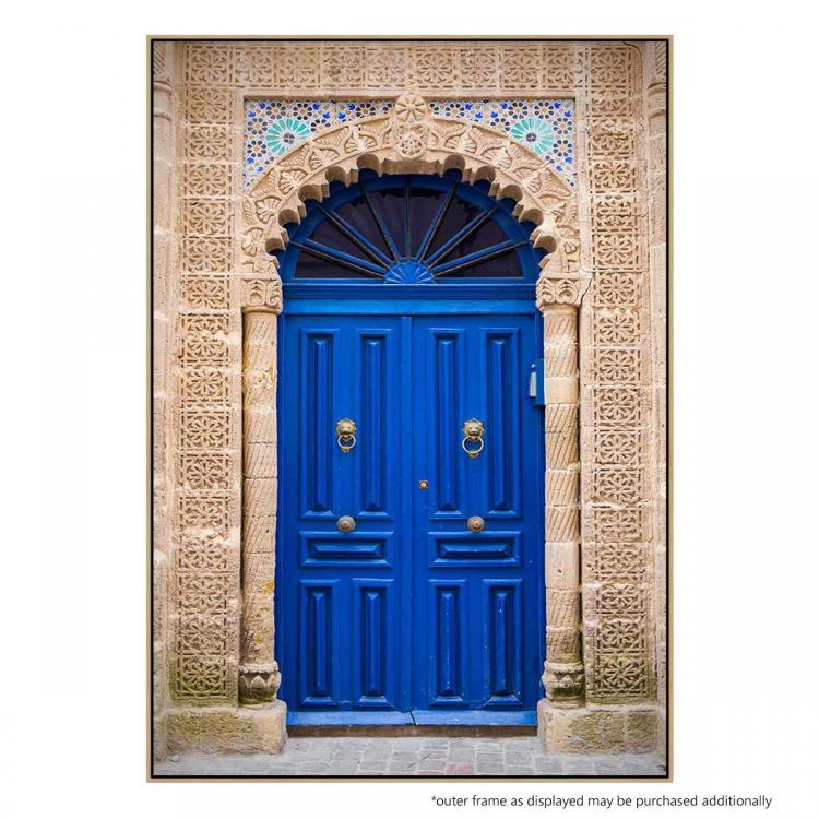 Essaouira Blue - Print