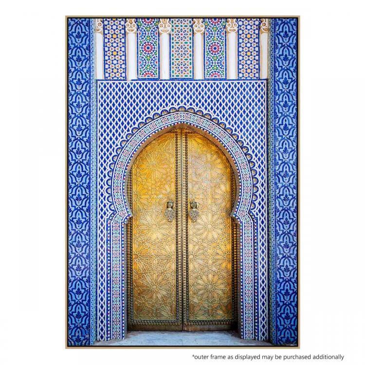 Royal Palace Doors - Print