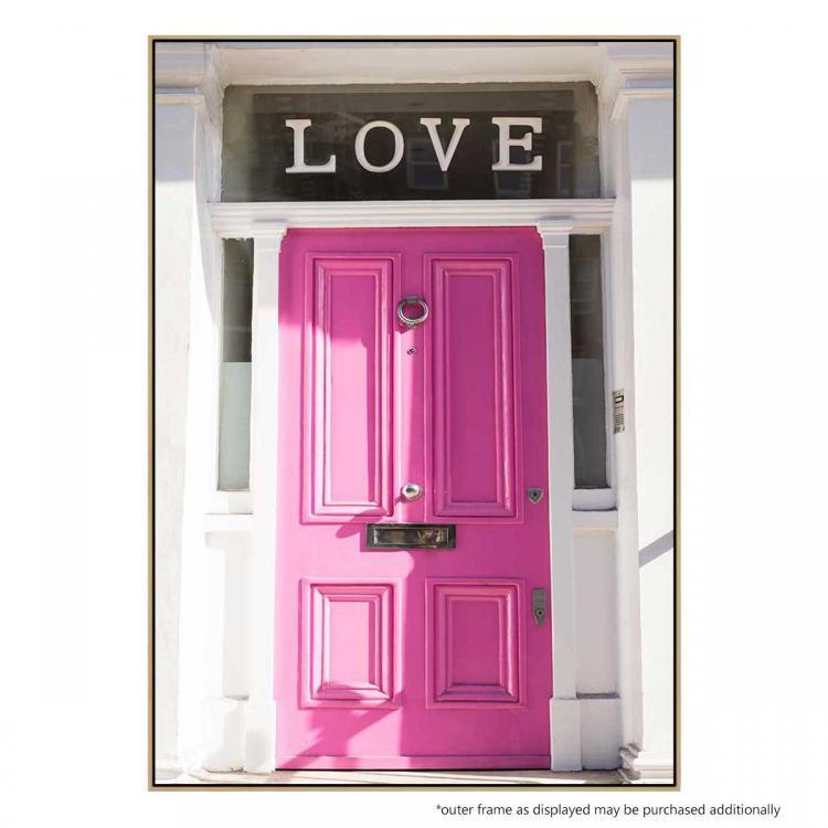 House Of Love - Print