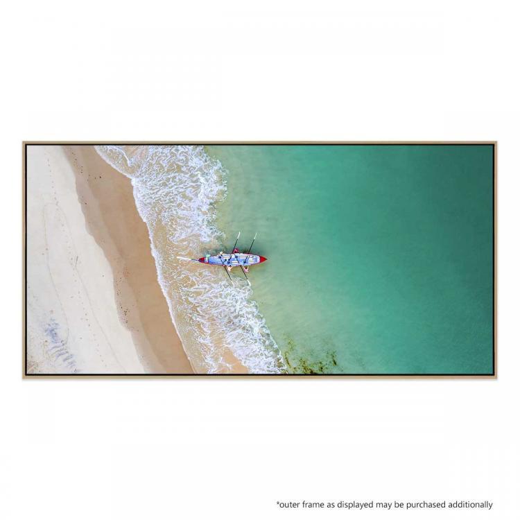 Noosa Rowers - Print