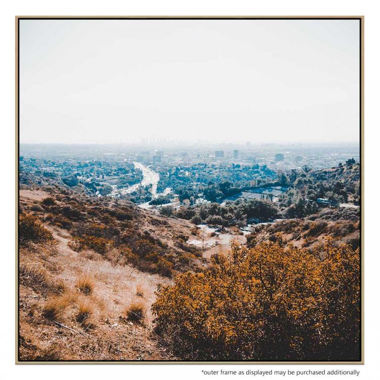 Hollywood Hills - Print