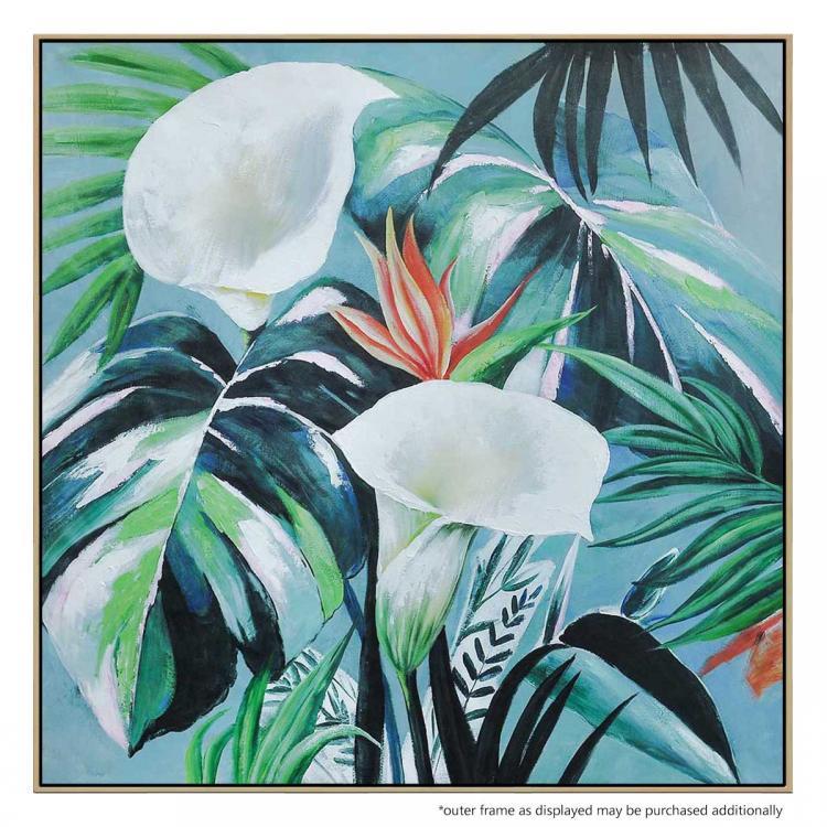Bahama Blue - Painting