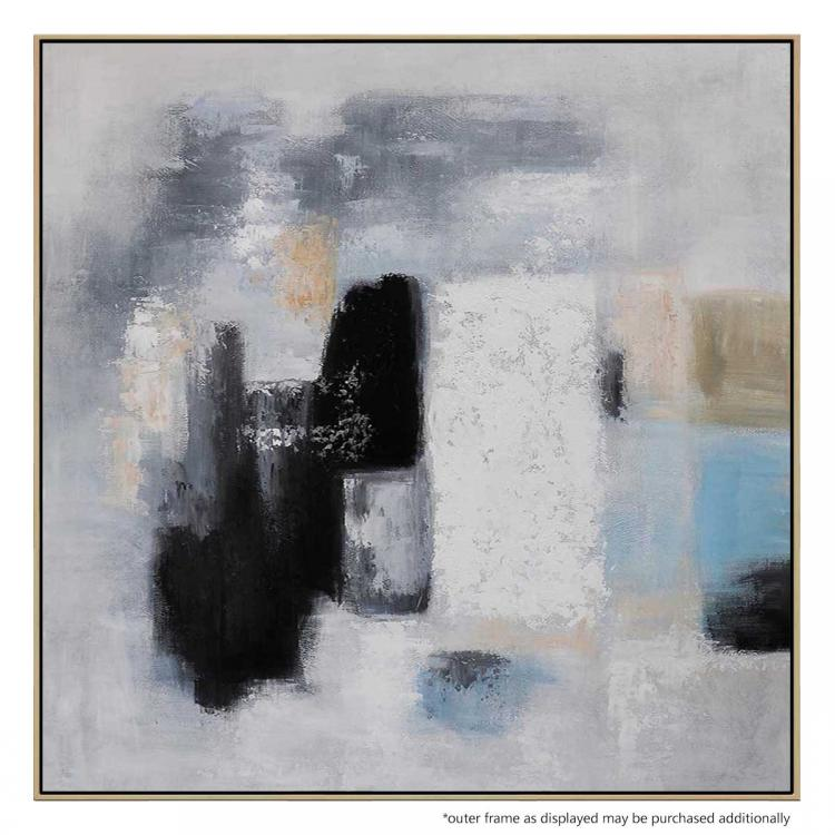 Forceful Attraction - Painting