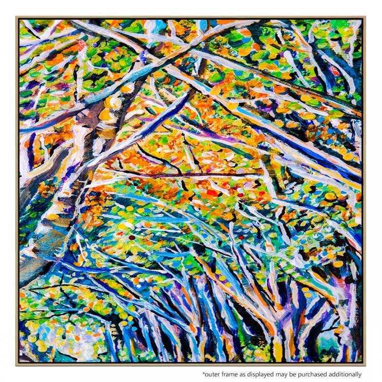 Tree Parade - Painting