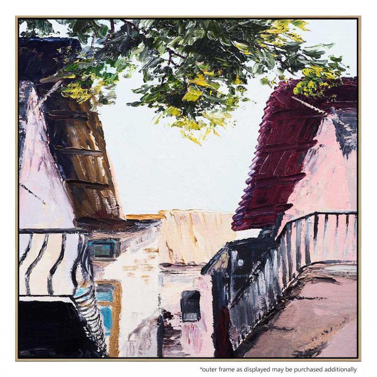 Aquila Lane - Painting