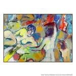 Gauguin Homage - Painting