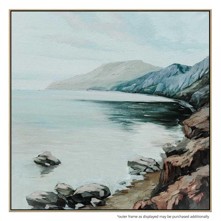 Ligurian Bay - Painting