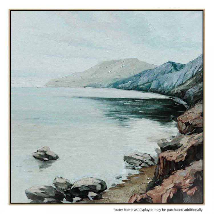 Ligurian Bay - Painting