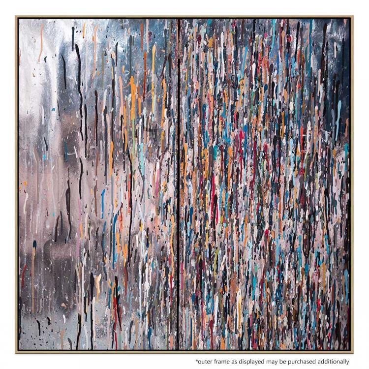 Pollock Homage - Print