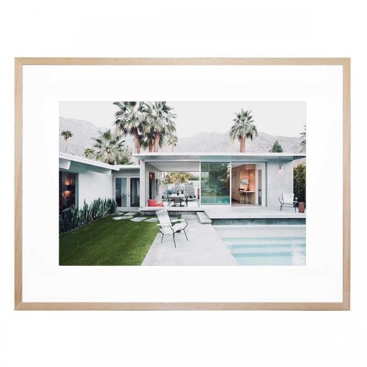 Palm Springs Cool - Print