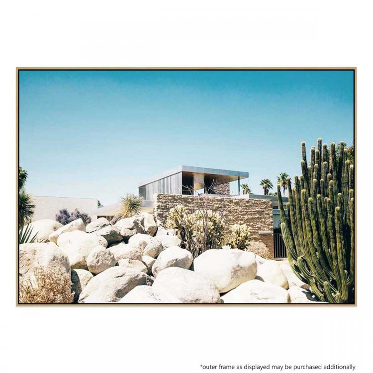 Palm Springs Paradise - Print