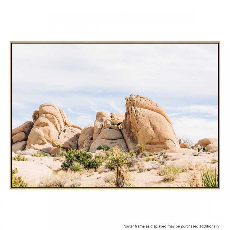 Desert Rock - Print