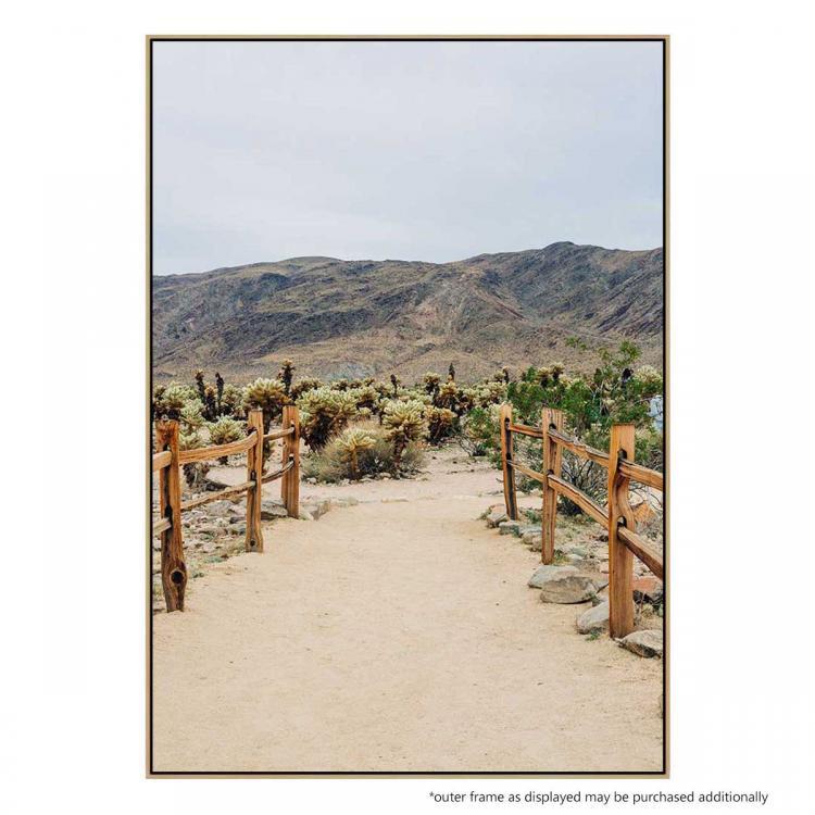 Desert Flowers - Print