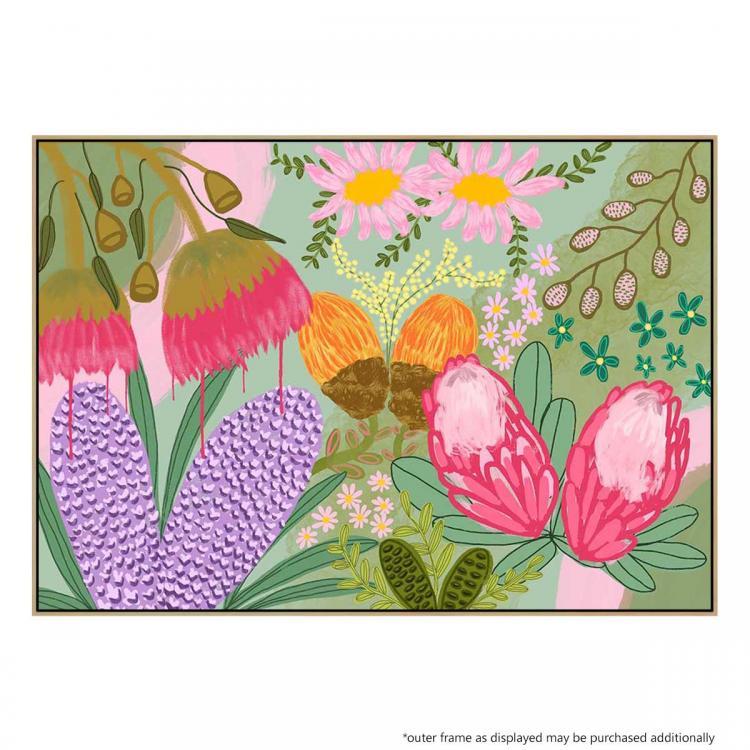 Native Flora - Print
