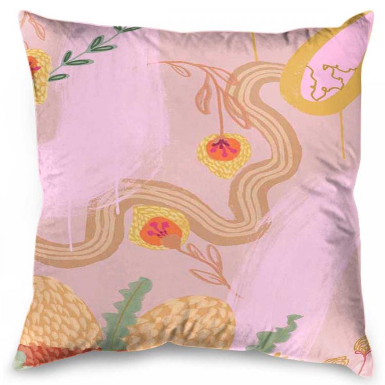 Pink Dust - Print