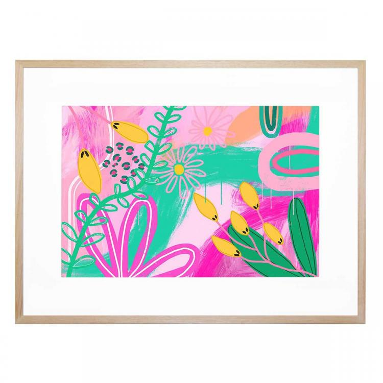 Lucid Jungle- Print