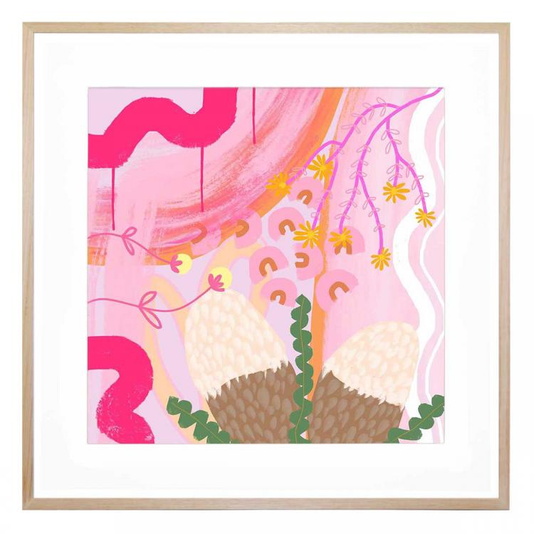 Dreaming Kiss - Print