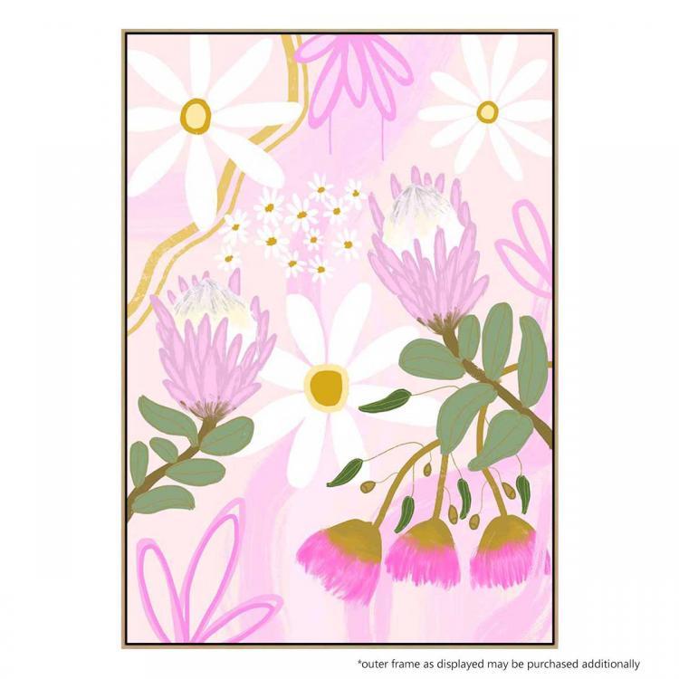 Pretty in Protea- Print