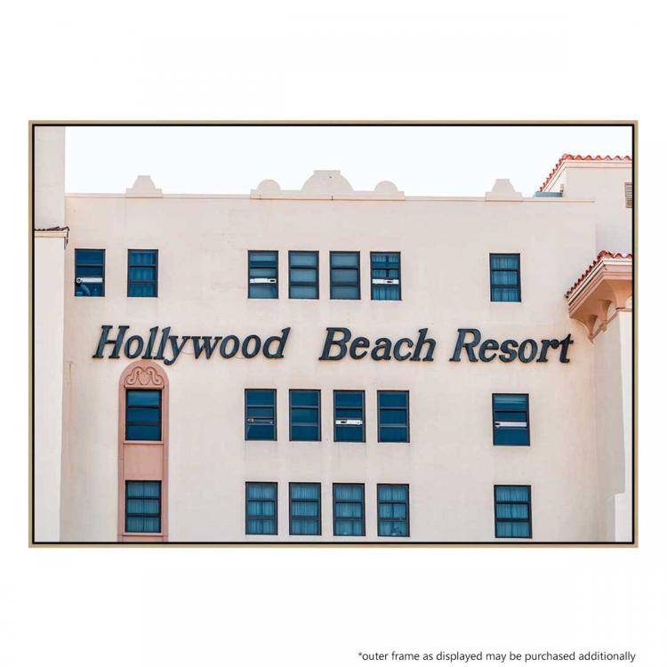 Beach Resort II - Print