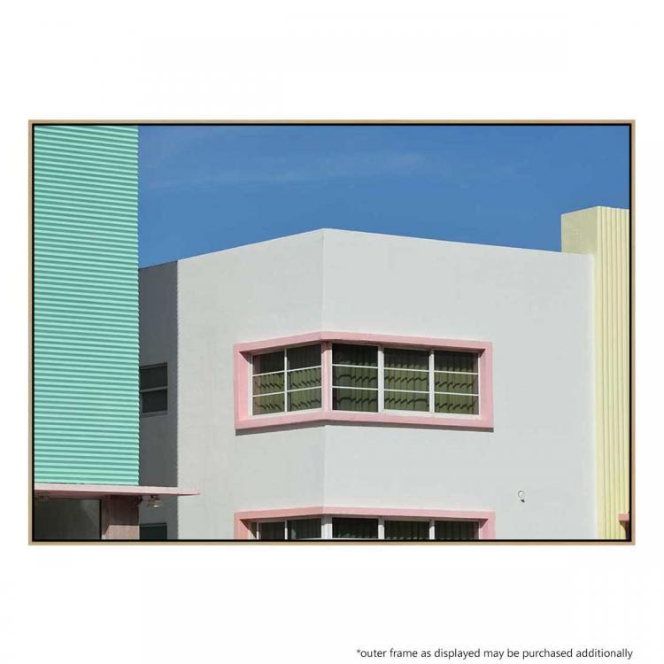 Corner Of Miami - Print