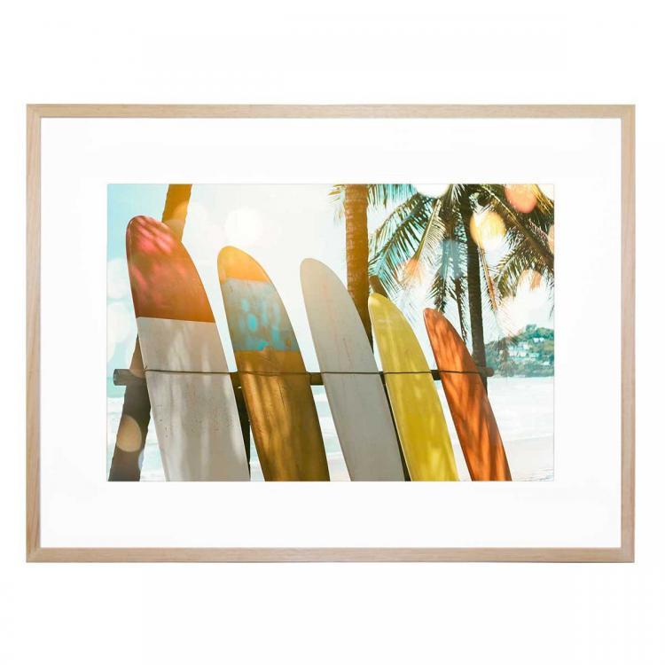 Five Surfers 1 - Print