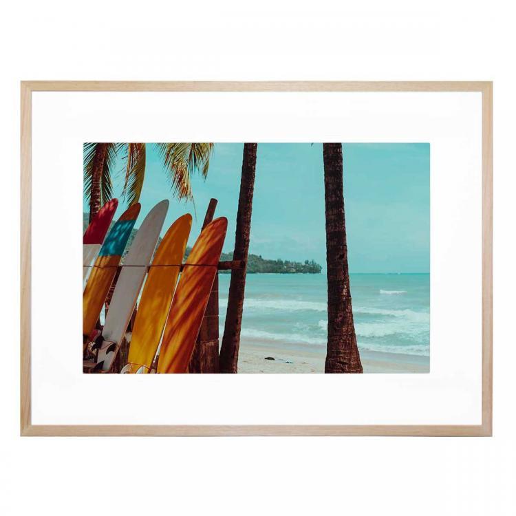 Five Surfers 3 - Print
