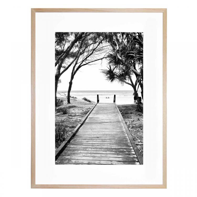 Broadbeach Boardwalk - Print
