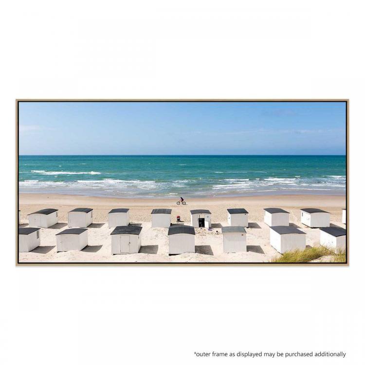 Beach Huts - Print