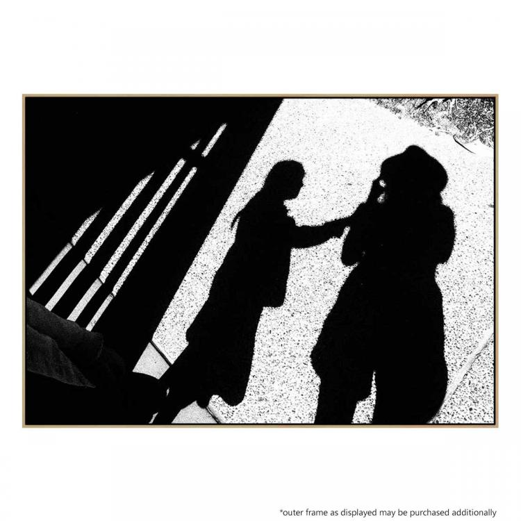Shadows In the Street - Print