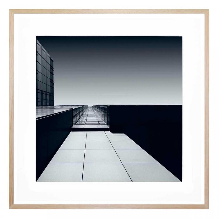 On A Highrise - Print