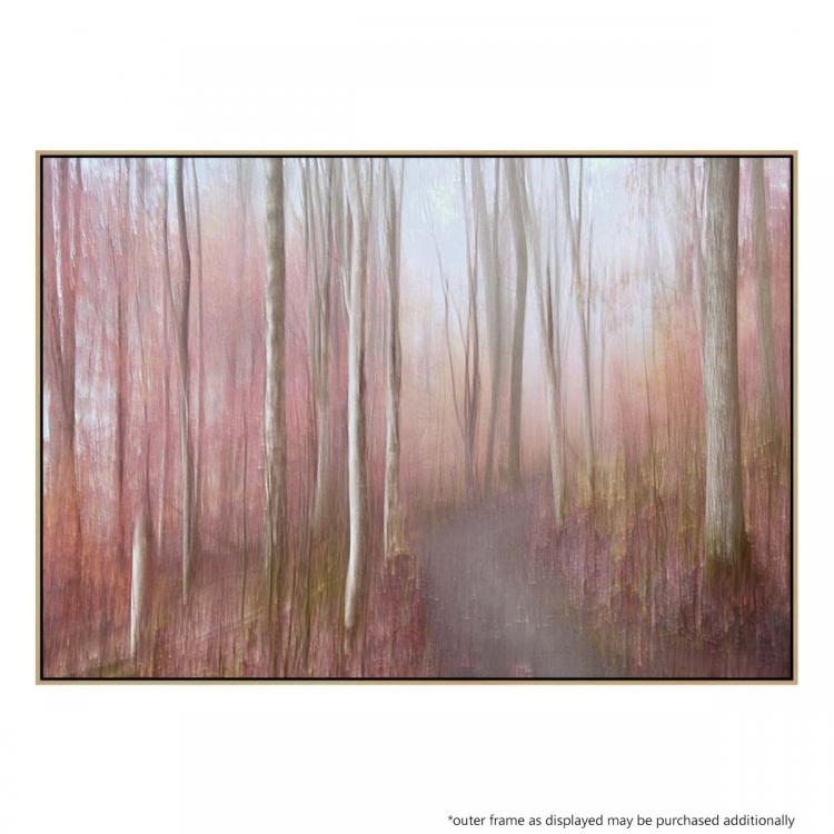 Pink Forest - Print