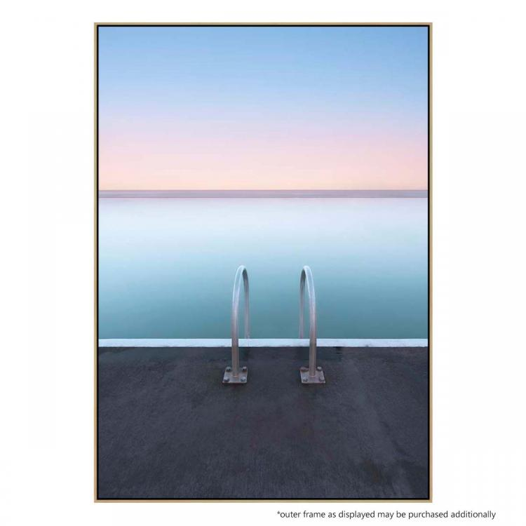 Pool Ladder - Print