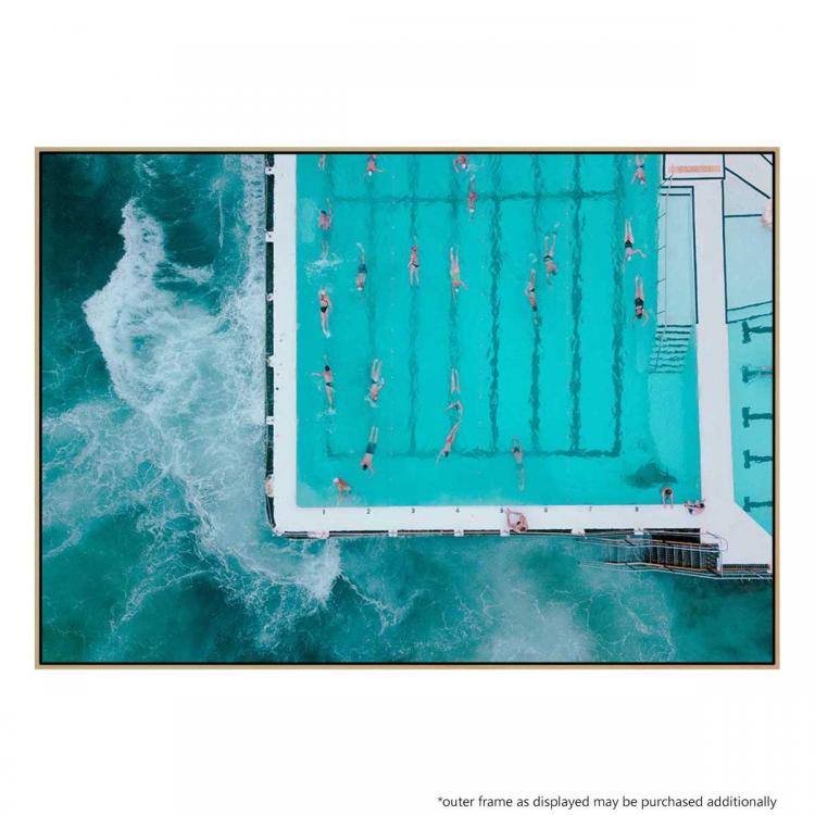 Iceberg Pools Bondi - Print