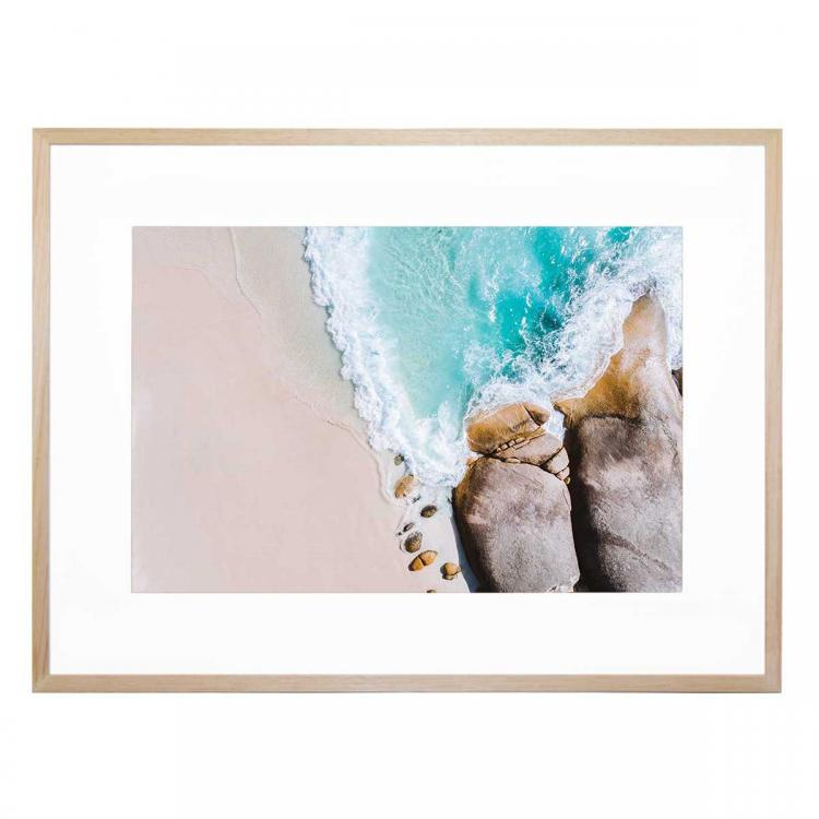 Little Beach, Albany - Print