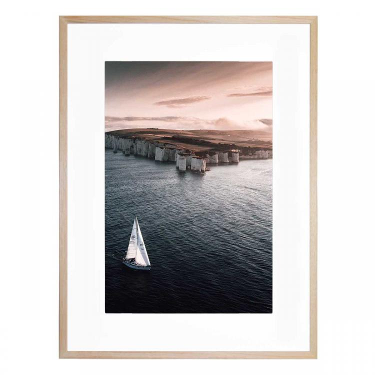 Old Harry Rocks - Print