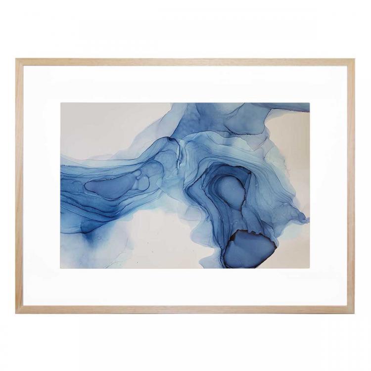 Oasis Blue - Print