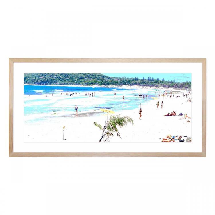 Byron Beach - Print