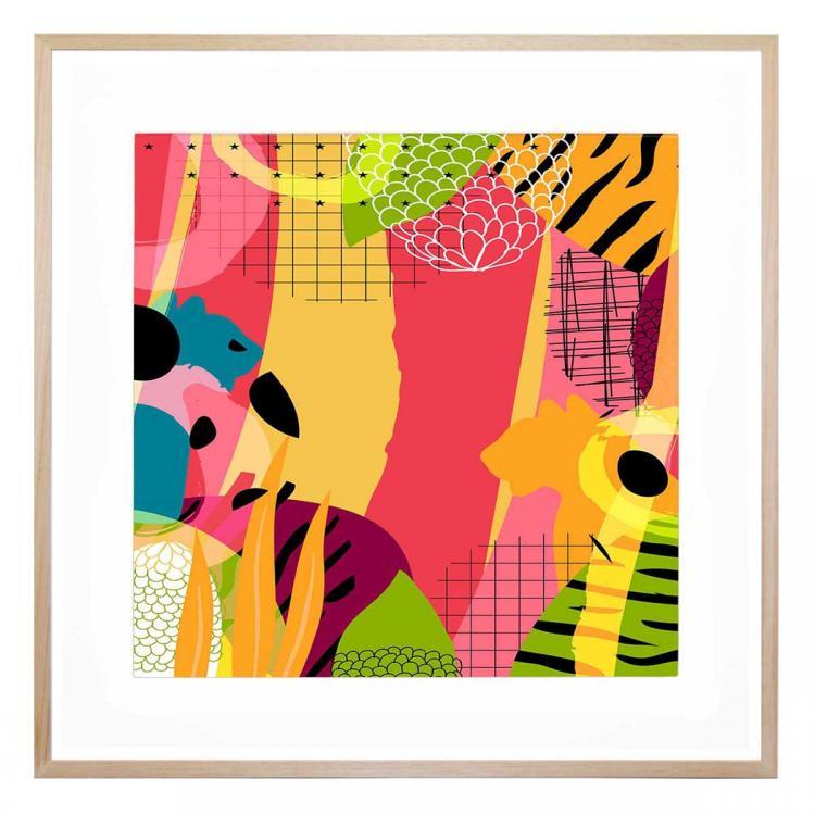 Caribbean Queen 4 - Print