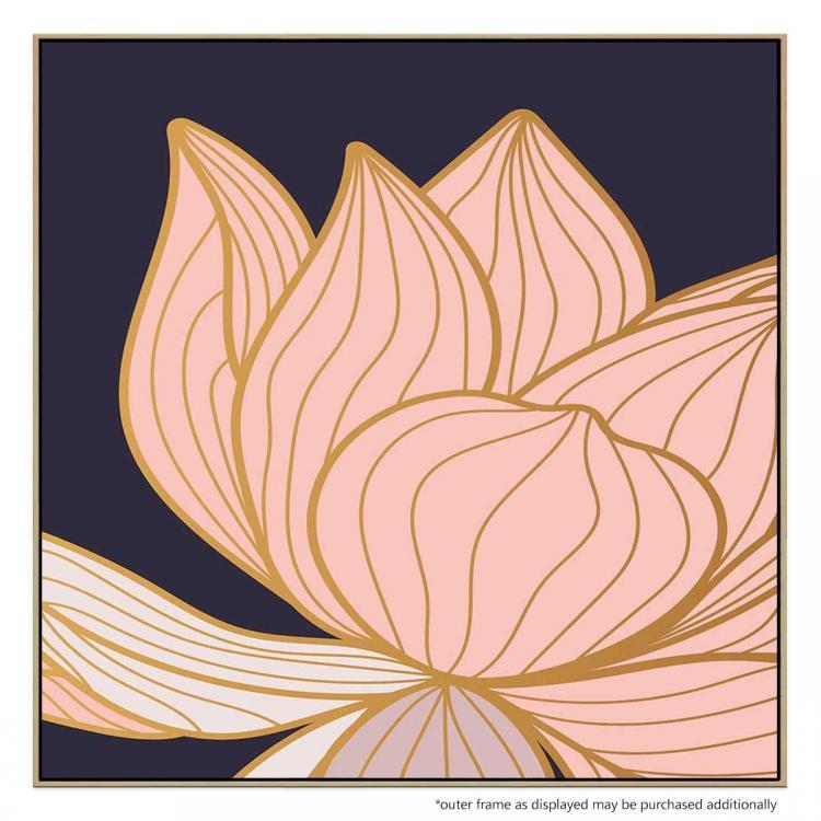 Fiore Blu 4 - Print