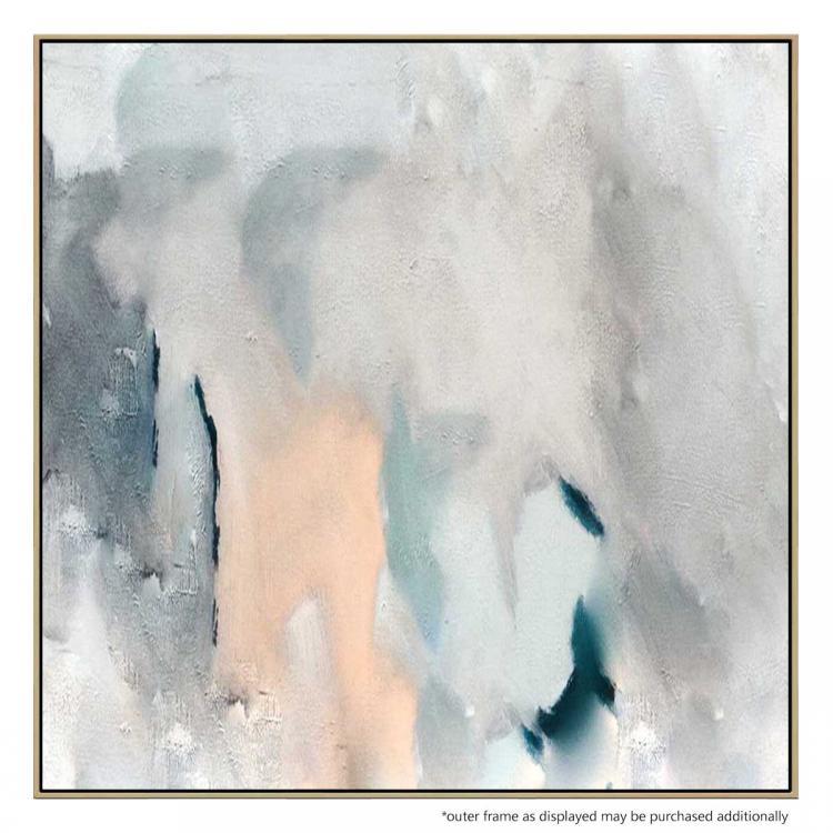 Pastel Gris 2 -Painting