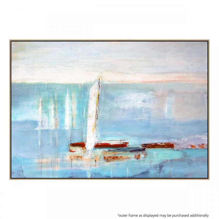 Regatta - Painting