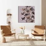 Affectionate Blooms - Painting